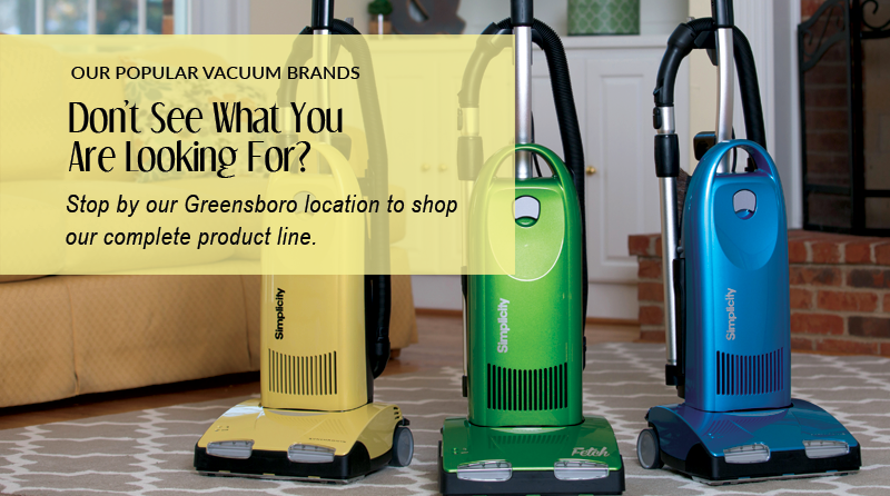 Shop Vacuums The Vacuum Center Triad, Inc.