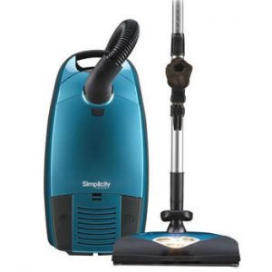 Simplicity Moxie Canister Vacuum