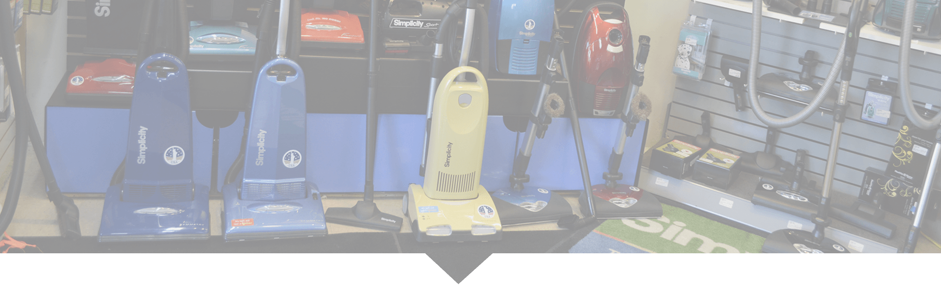 The Vacuum Center Triad Inc is your one-stop dealer and repair shop for vacuums, carpet cleaners and central vacuum systems!