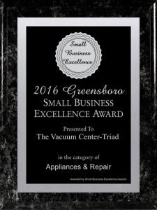 Small Business Excellence, Greensboro NC