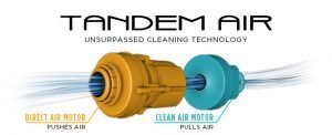 Simplicity Tandem Air Cleaning Technology